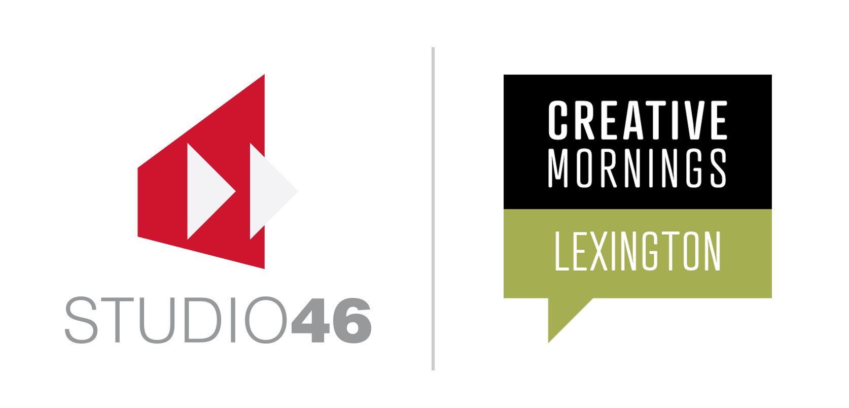 Studio46 partners with CreativeMornings Lex