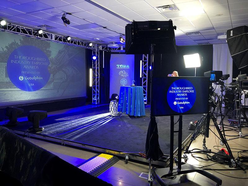 Studio46 Media partners with Godolphin & 2020 TIEA Award Ceremony