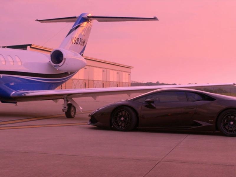 Studio46 Media Captures the NexGen Aviation, LLC Brand