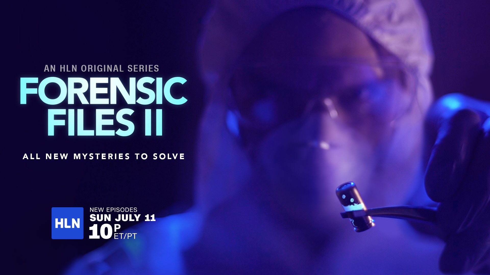 Studio46 Media Collaborates with Hit Show Forensic Files II